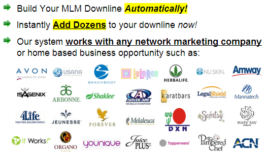MLM Recruitment Center™ - Learn to Build Your Downline Fast